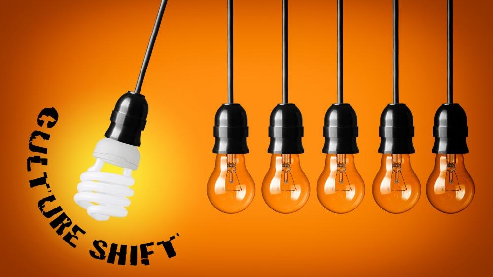 Culture Shift: Embracing A New Way.