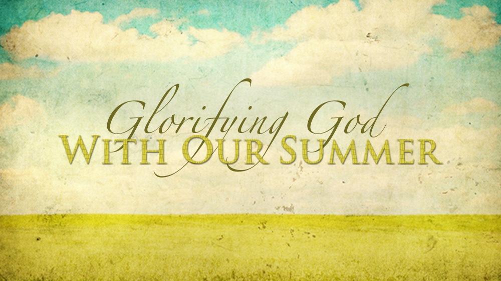 Summer Sermons 2019