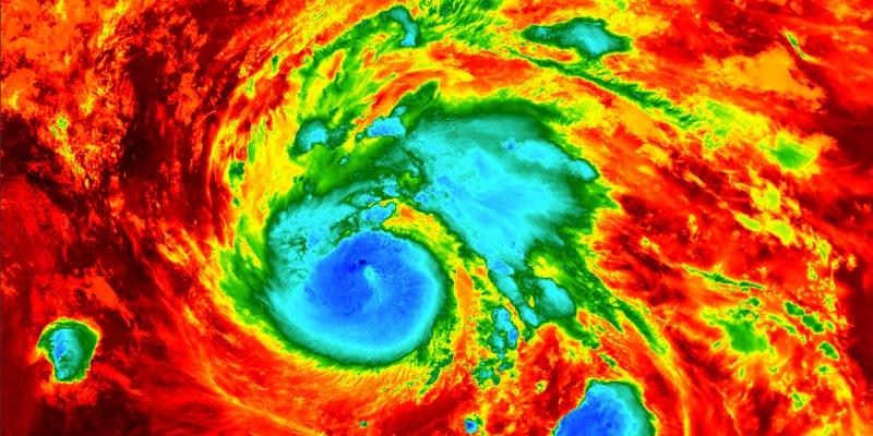 Hurricane Harvey Flood Bucket Update