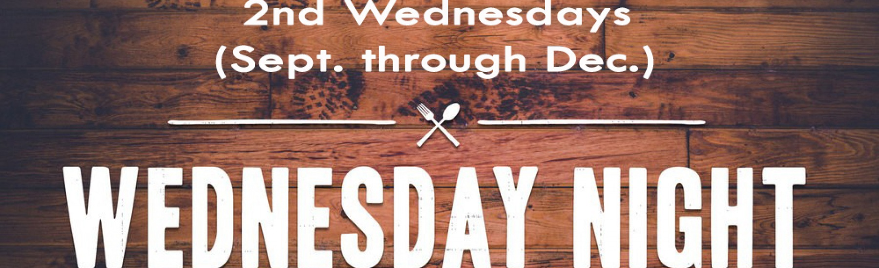 2nd Wednesday Program